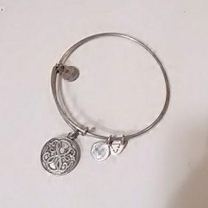 Authentic Alex and Ani bracelet.